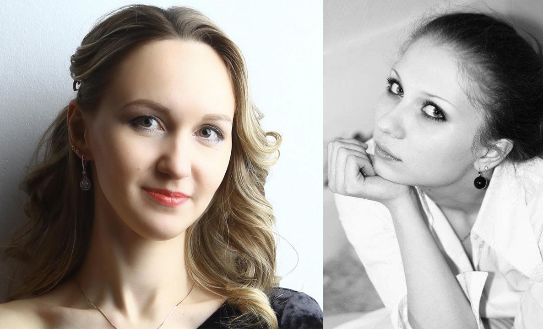 Salonkonzert Götzendorf mit Gulnara Arcaini & Darya Volkova
